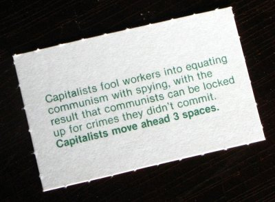 Class Struggle card 2