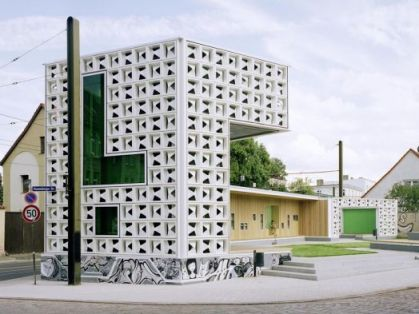 Magdeburg Open Air Library