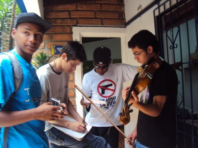Song-making