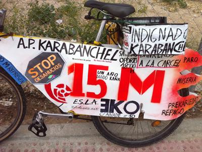 indignado bike