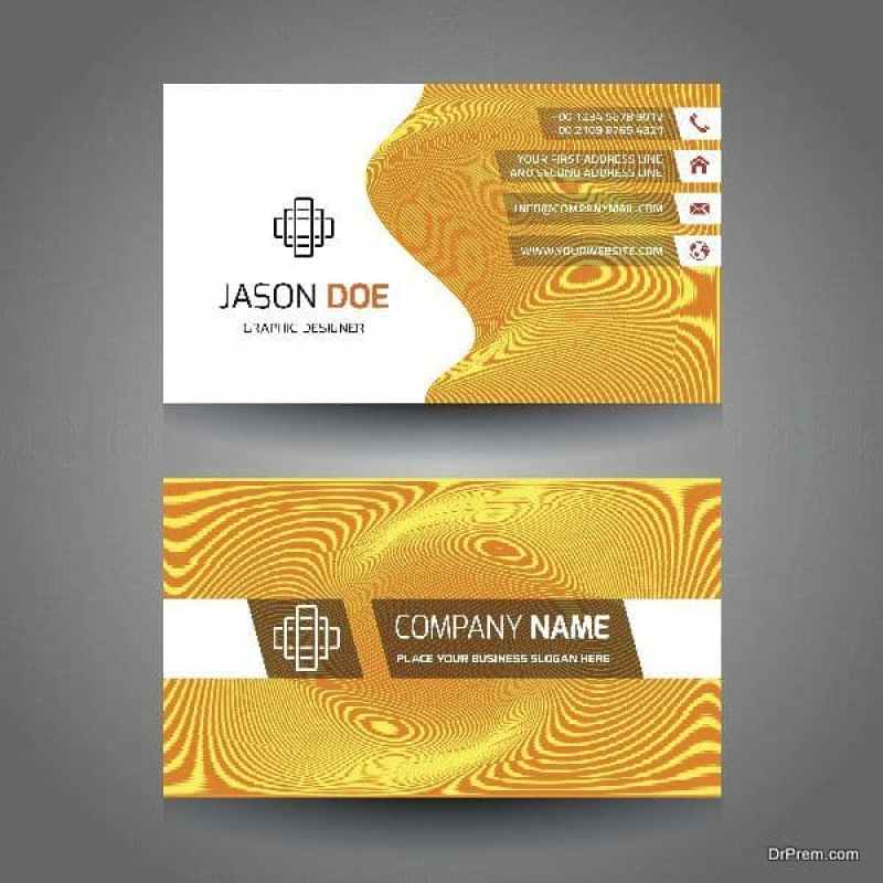 How to Design Impressive Business Cards