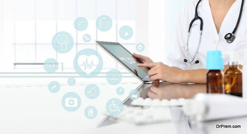 healthcare professionals digital marketing