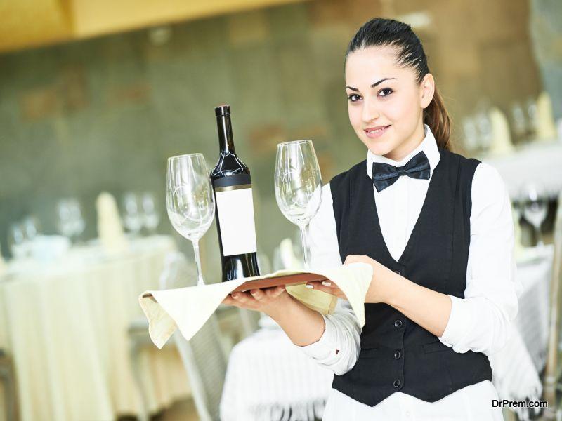 Being-a-waiter.