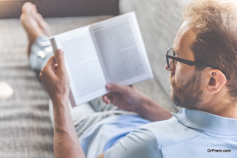 Addicted to self-help books? Here's how to get over