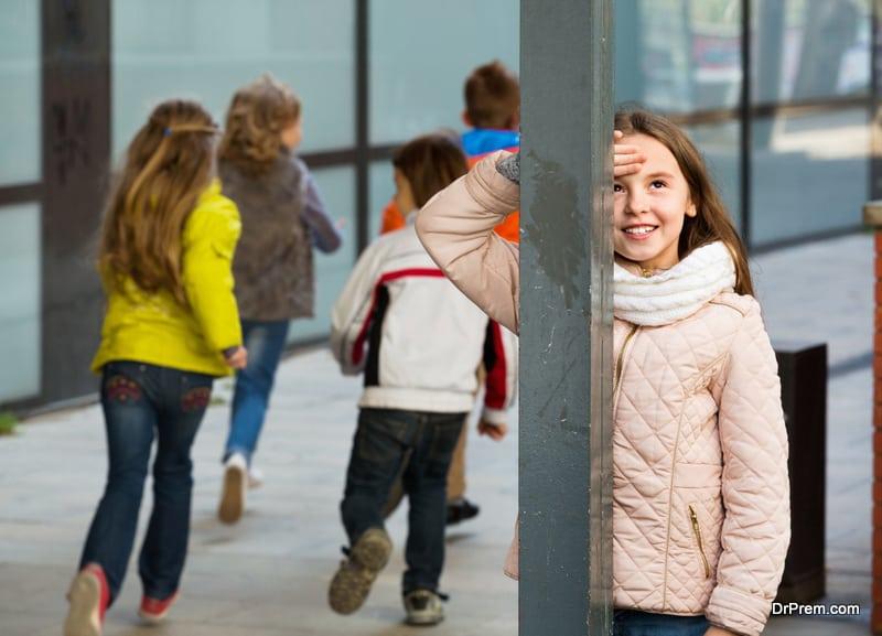 Neighborhood influence crucial for child development