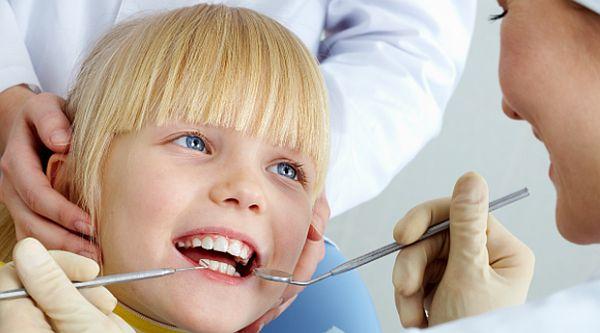 Regular dentist visit