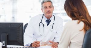 consulting doctor