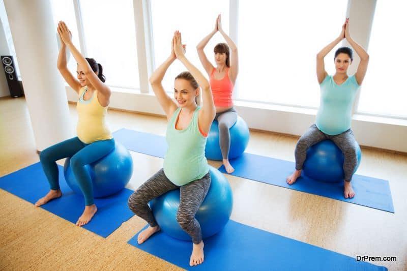 Pregnancy-Exercises