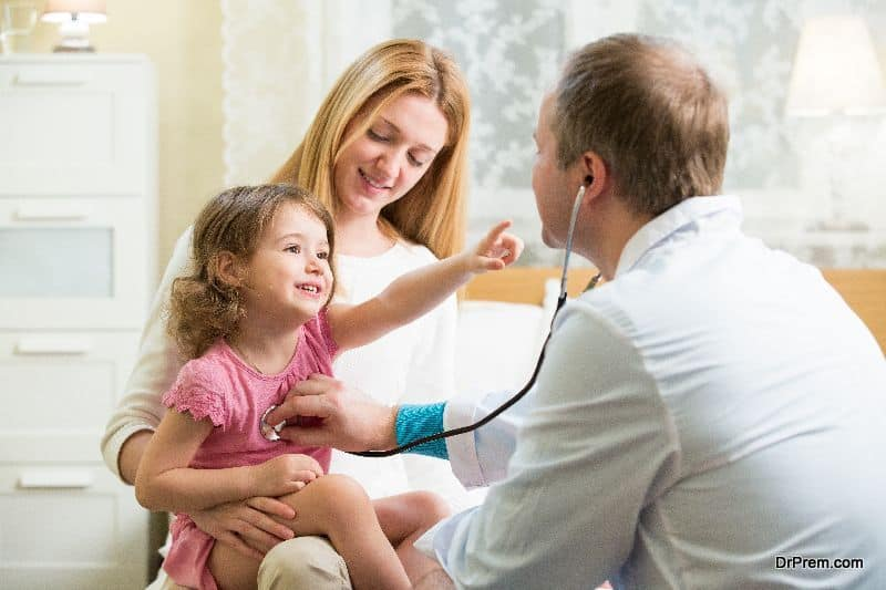 Right-Paediatrician