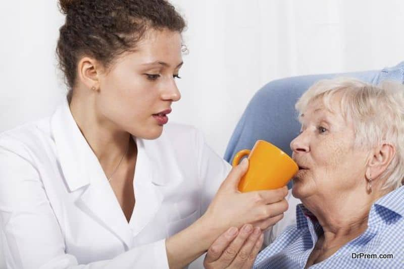 aging care facility