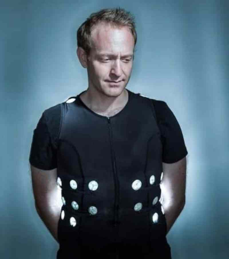 Wearable vest to enable better hearing