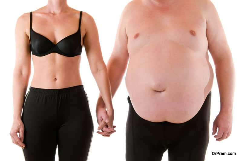 science of slimming and calorie burning