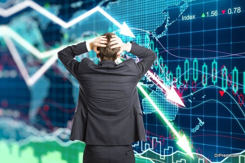 financial debacle