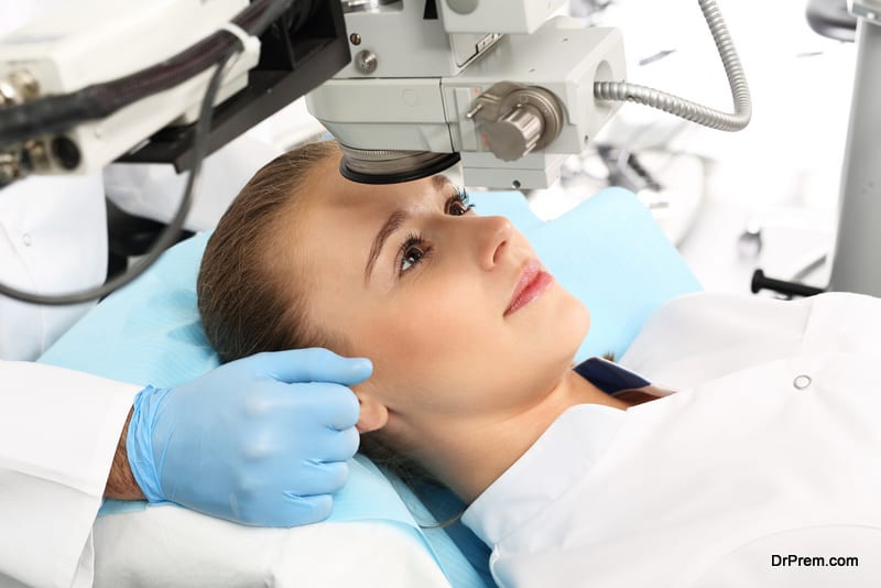 Guide to Eye treatments popular with medical tourists worldwide