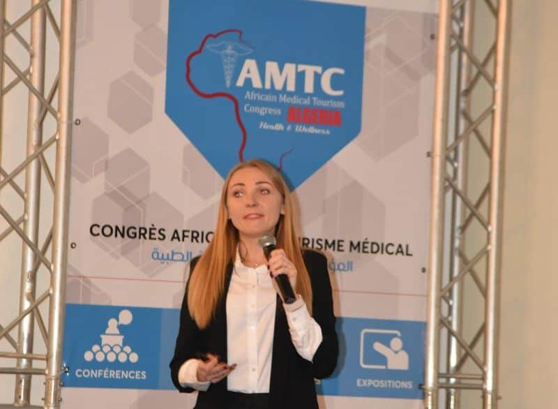 AMTC Algeria sets the platform for the country to position itself in global medical tourism. Review by Anna Guchok