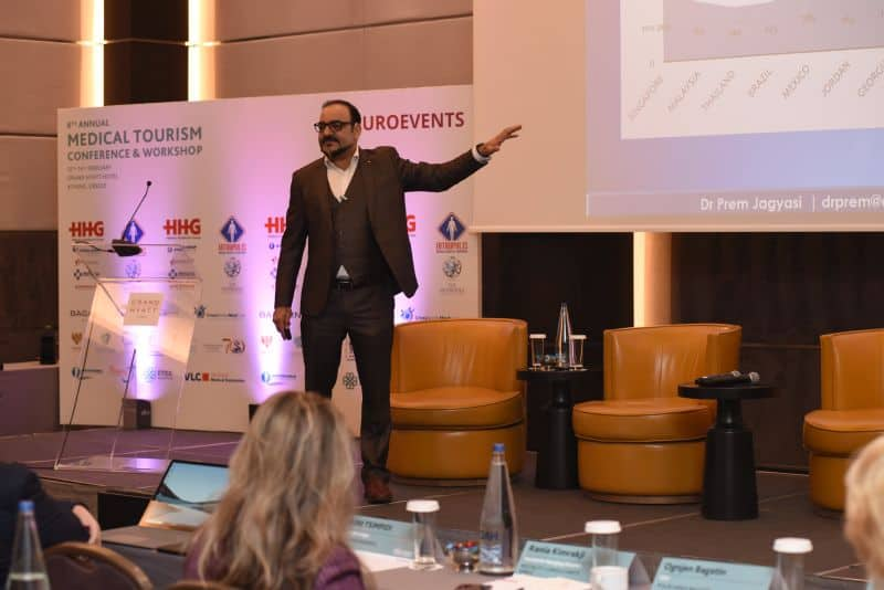 Medical tourism gets a knowledge boost with the 6th Medical Tourism Conference by EuroEvents -Review by Dr Prem Jagyasi