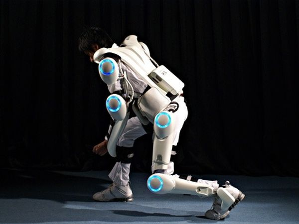 HAL5ExoskeletonRobotSuit