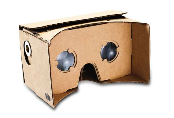 Google Cardboard champion of VR