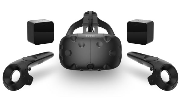 HTC Vive Champion Of The VR Race