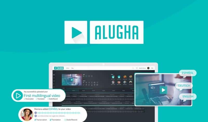 A guide to Alugha: Creating multilingual videos easily