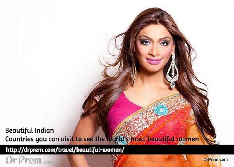 Beautiful Indian Woman - Dr Prem