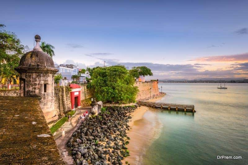 Puerto Rico's travel and tourism