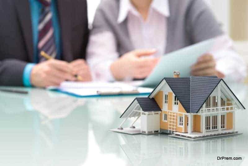 Investing in a real-estate property
