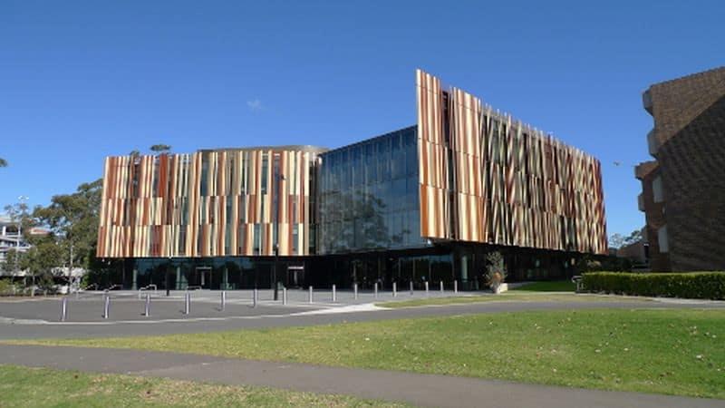 Macquarie University Library, Sydney, Australia