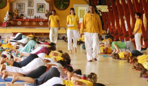 Sivananda Ashram Yoga Retreat, Bahamas