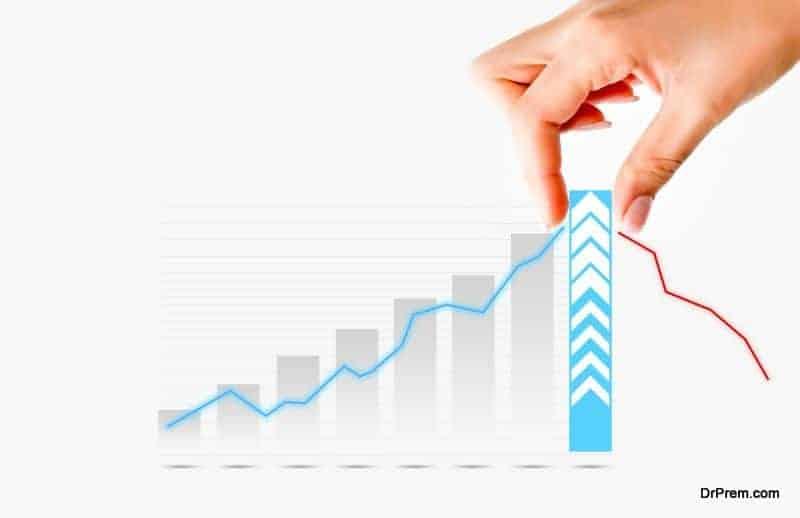 maintaining upward trend
