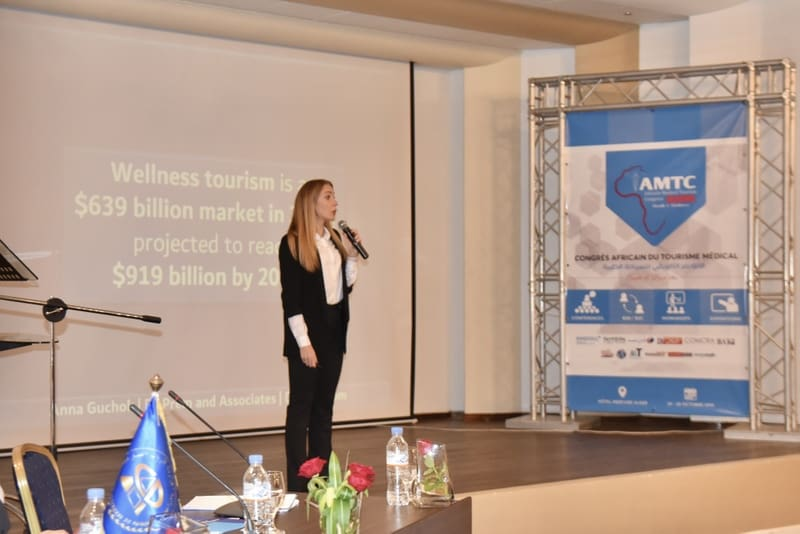 Wellness Tourism A Booming Industry: Presentation By Anna Guchok