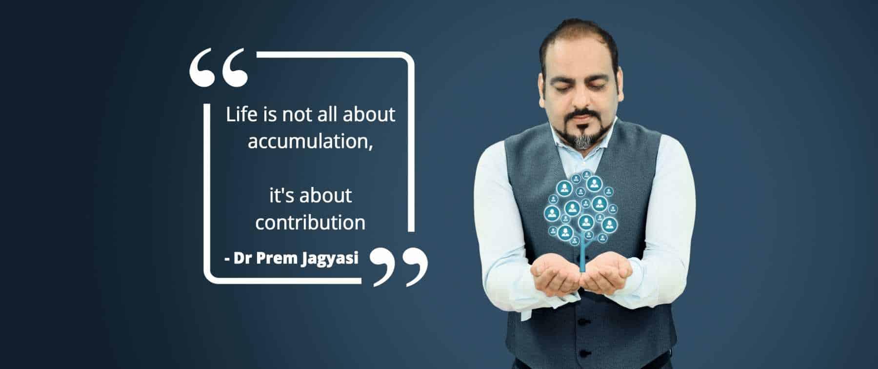 Dr Prem Jagyasi Global Speaker Tree