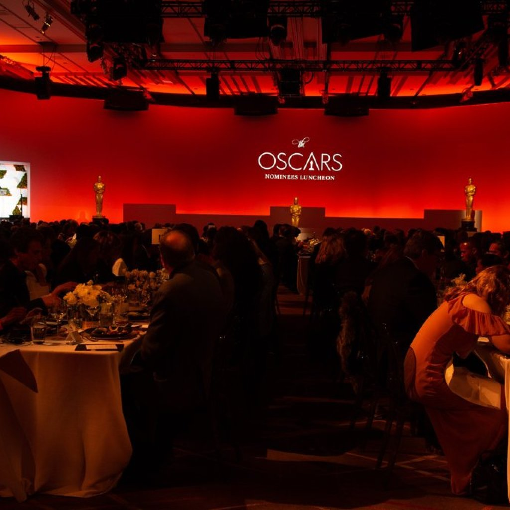 92nd Oscars®, Nominees Luncheon