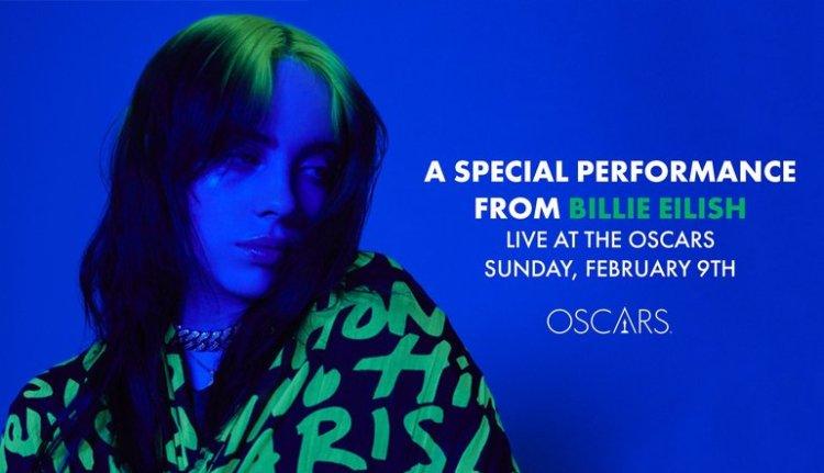 Billie Eilish Special Performance Announcement - Oscars 2020