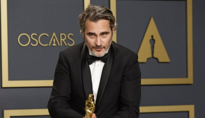 Premios Oscar Joaquin Phoenix mejor actor