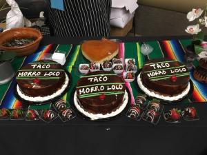 Taco Morrow Locco Chocolate Dish