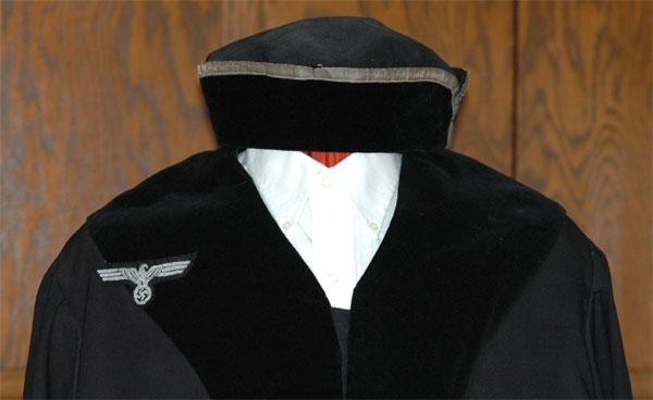 Image result for nazi judges in black robes