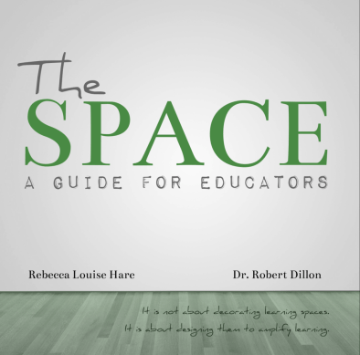Book Cover, The Space A Guide For Educators