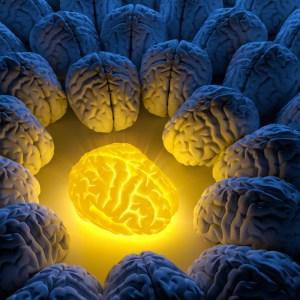 Glowing Brain Energy