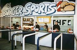 DRS Catering Burger Sports @ Tottenham Hotspur FC
