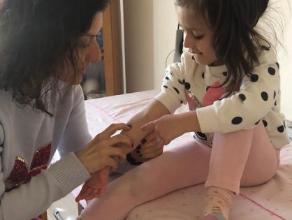 Çocuklarda viral enfeksiyon hastalıkları