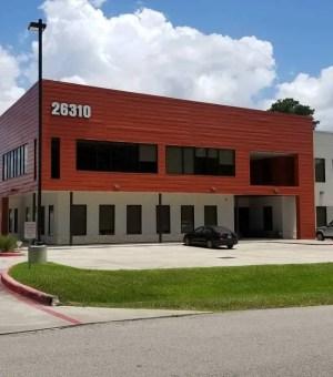 Dr. Morel's office exterior
