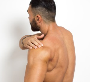 dislocation of a shoulder joint