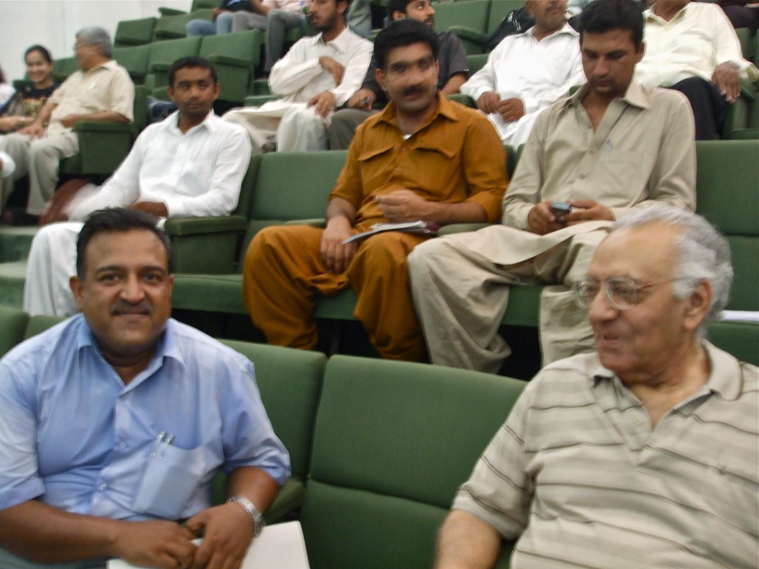 Dr Farrukh Gulzar & Abid Minto