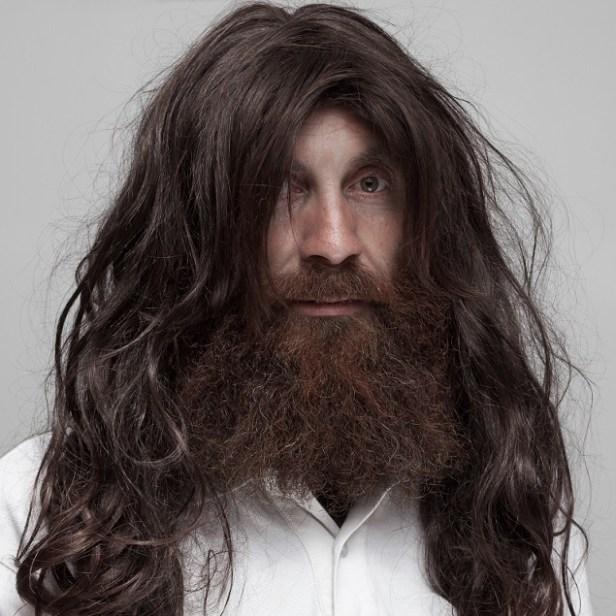hairy man- small