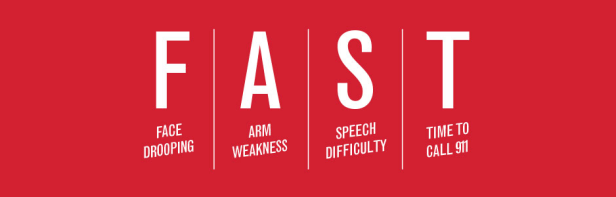 FAST- stroke signs