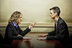 Negotiation Failure and the Battle for the Television
