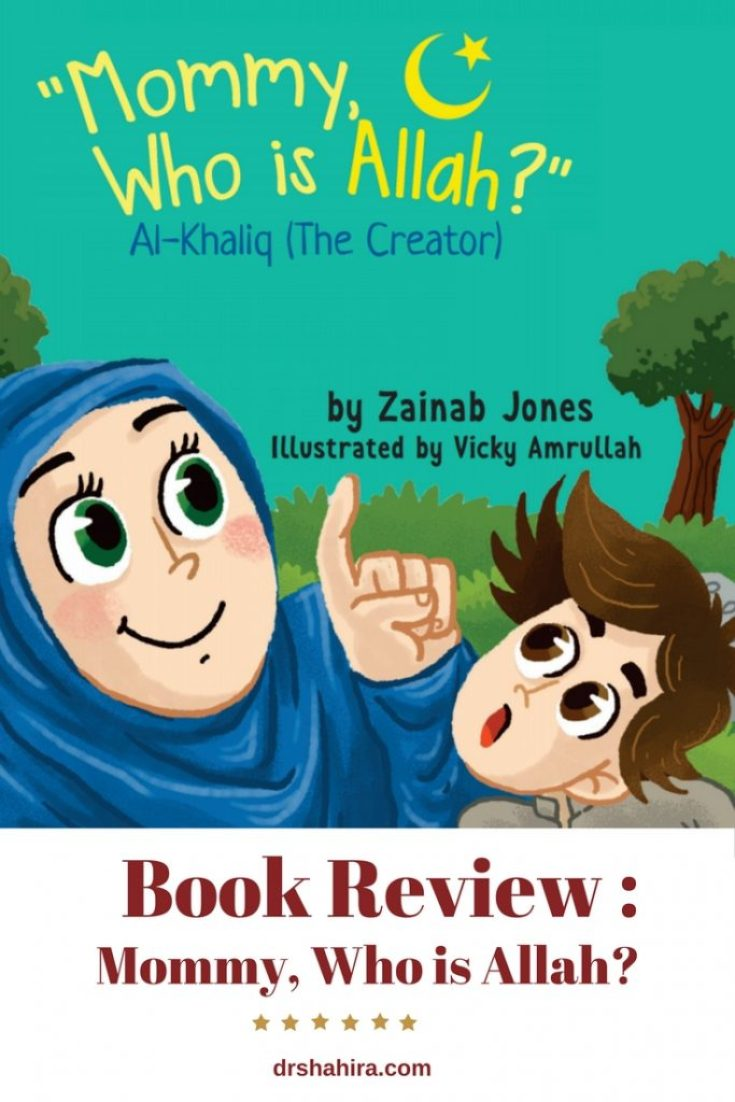 Book Review: Mommy, Who is Allah?