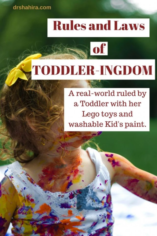 Parenting Toddler