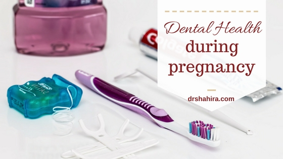 Dental health during pregnancy, teeth pain during pregnancy